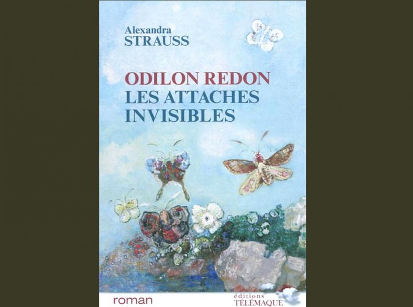 couverture Odilon Redon