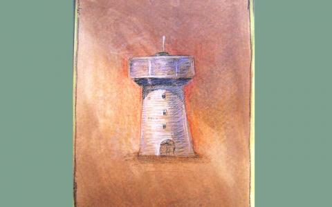 dessin chateau d'eau02